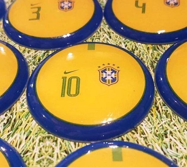 Seleção Brasileira está convocada e pronta para a Copa do Mundo... De