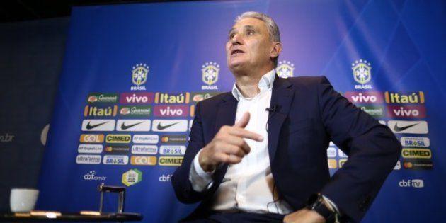 Tite deixou jogadores que contam com apoio popular fora da lista da Copa. Vanderlei, Luan e Arthur não...