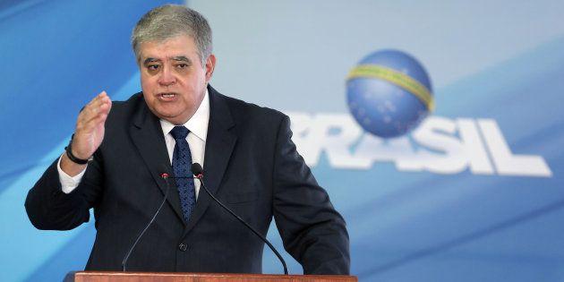 Marun concedeu entrevista após três horas de reunião no Palácio do