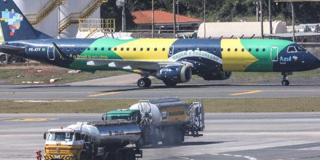 Aeroporto Internacional de Brasília é atingido por greve dos