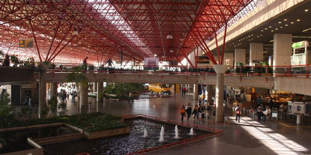 Aeroporto de Brasília teve problemas de combustível e voos cancelados neste