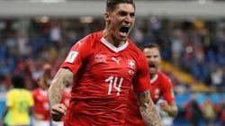Por que o gol de empate da Suíça foi