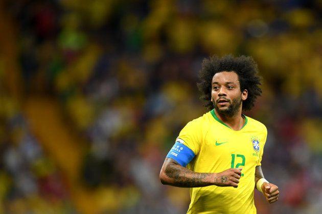 Capitão da Seleção, Marcelo confia na recuperação do