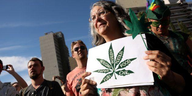 Já as comidas que incluem cannabis não estarão disponíveis