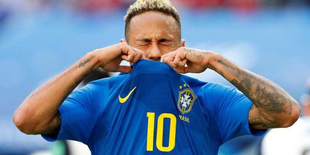 Neymar valorizou demais e árbitro anulou