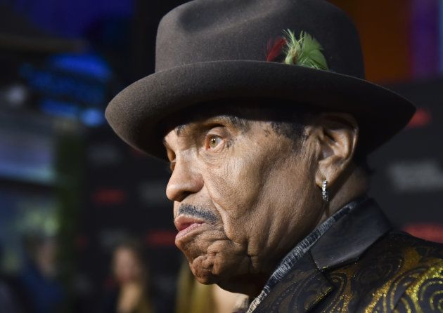 HOLLYWOOD, CA - OCTOBER 24: Joe Jackson attends The Estate of Michael Jackson and Sony Music present...