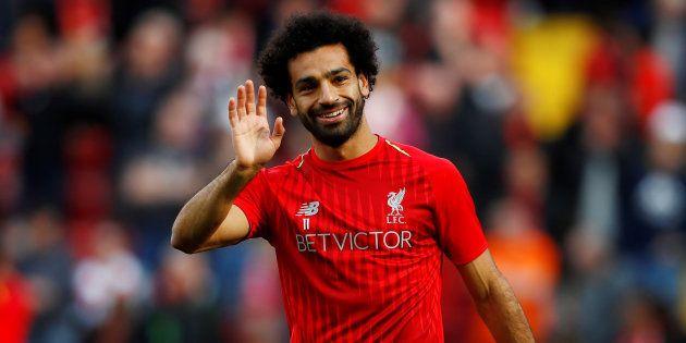 Mohamed Salah é um dos principais jogadores da Europa