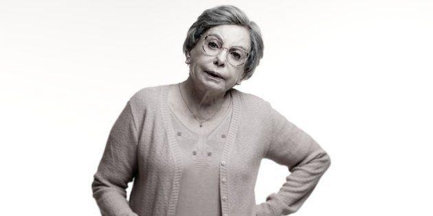 Beatriz Segall em 'Os Experientes', seu último trabalho na