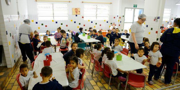 No Brasil, 55% das crianças não sabem ler e escrever aos 8 e 9 anos de