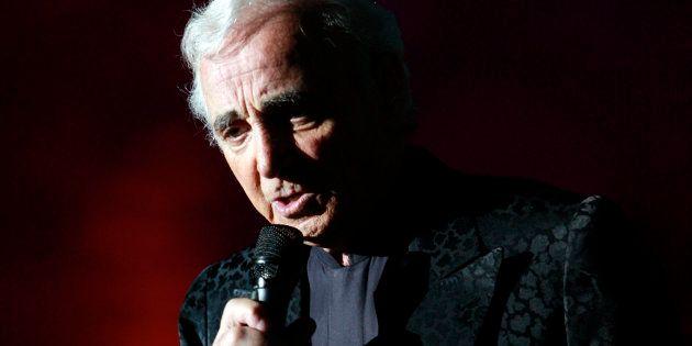 Ao longo da carreira, Aznavour compôs mais de 1,4 mil