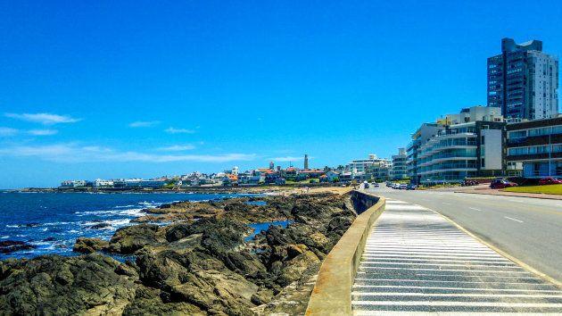 Punta del Este é uma cidade uruguaia disputada pelos turistas brasileiros no