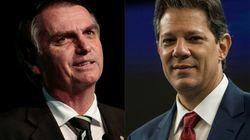 Haddad venceu Bolsonaro em apenas 6 capitais — todas no