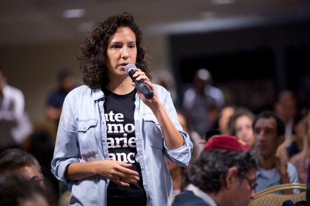 Monica Benicio, viúva de Marielle Franco, afirmou que ter a CIDH como aliada na luta pelo esclarecimento...