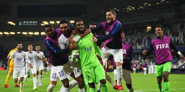 Comemora, Al Ain: Vitória nos pênaltis leva time dos Emirados às quartas do