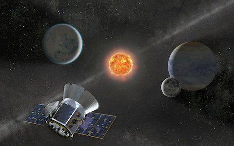 Ο παράξενος τρίτος εξωπλανήτης που μόλις ανακάλυψε η NASA και έχει έτος 36