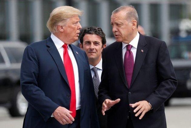 Ερντογάν: O Τραμπ έλαβε την ορθή απόφαση να αποσύρει τα στρατεύματα από τη