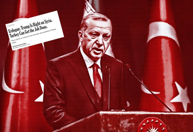 Der türkische Präsident wendet sich einmal mehr an die Weltgemeinschaft.