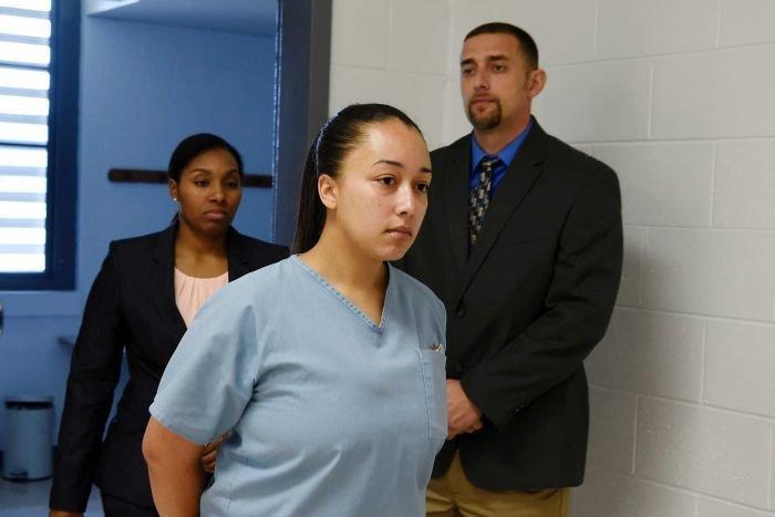 Cyntoia Brown erschoss mit 16 ihren Peiniger – jetzt wird die US-Amerikanerin