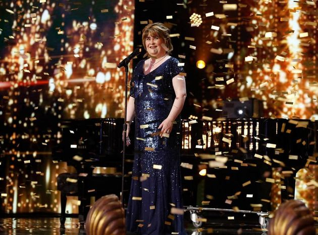 Susan Boyle is straight through to the live final of 'America's Got Talent: The