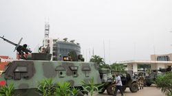 Période de troubles au Gabon en l'absence du président