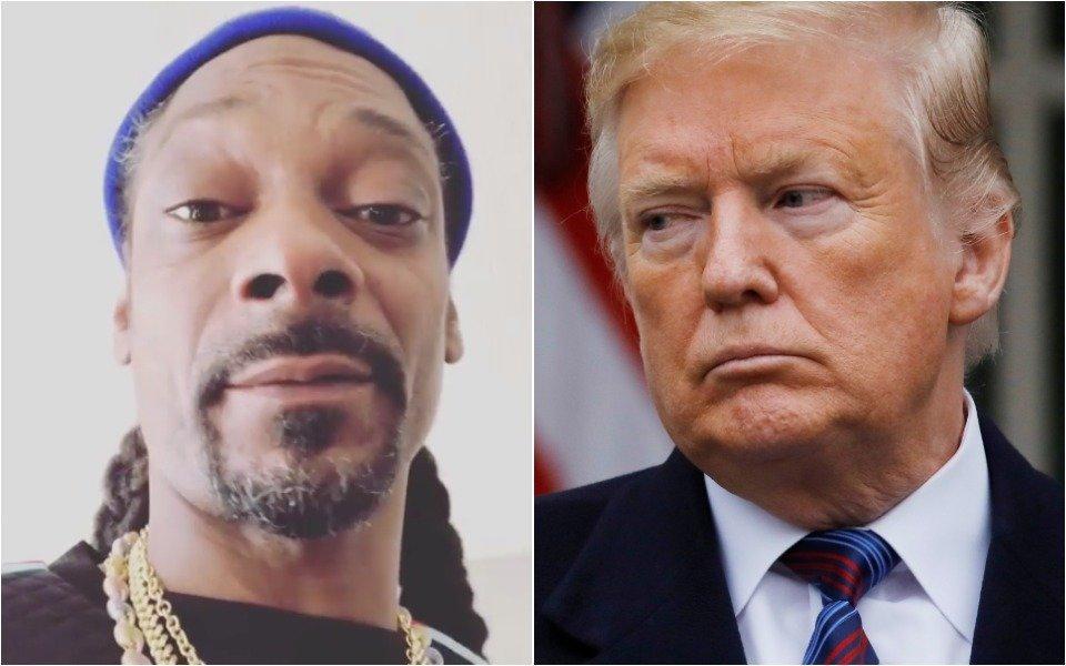 Snoop and Donald Trump