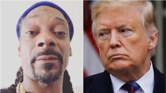Snoop and Donald Trump
