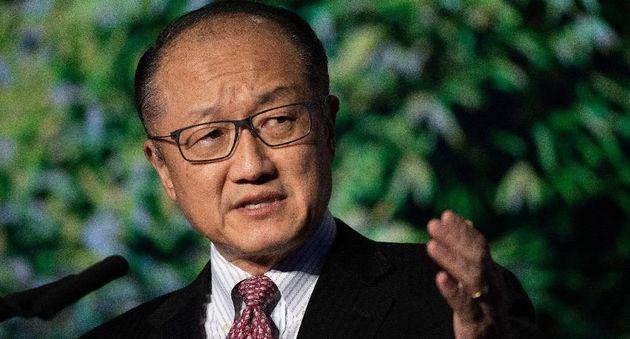 Démission surprise du président de la Banque mondiale Jim Yong