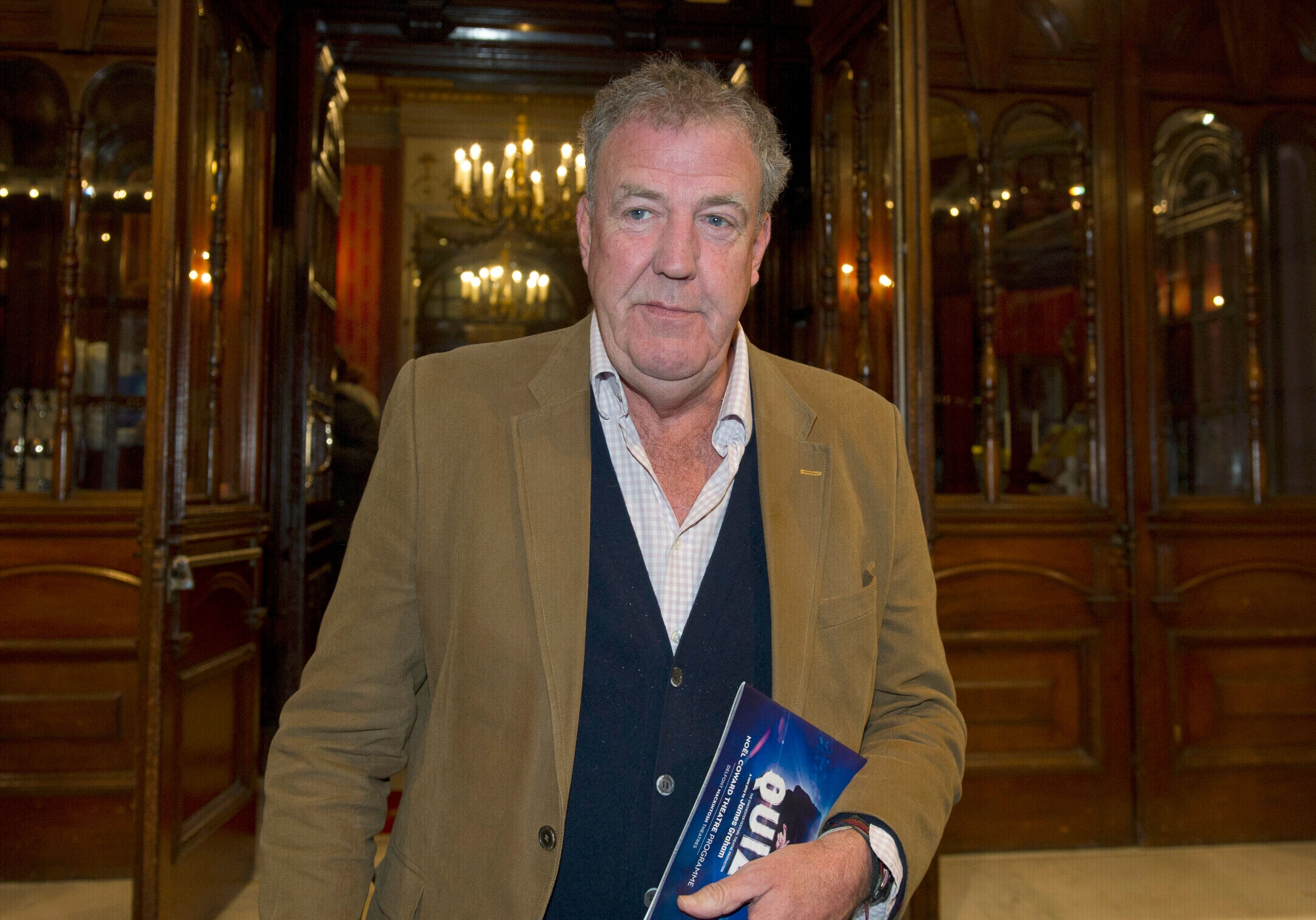 Jeremy Clarkson Accuses 'Up Itself' BBC Of 'Suffocating Life Out Of Everything With Political