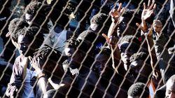 Migration: contrôle renforcé à la frontière de