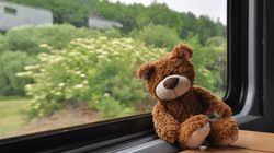 Boy's Forgotten Teddy Had One Hell Of A Holiday Before Being Returned