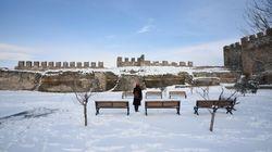 Θερμοκρασίες έως και -21 βαθμούς Κελσίου στη Βόρεια Ελλάδα από τον