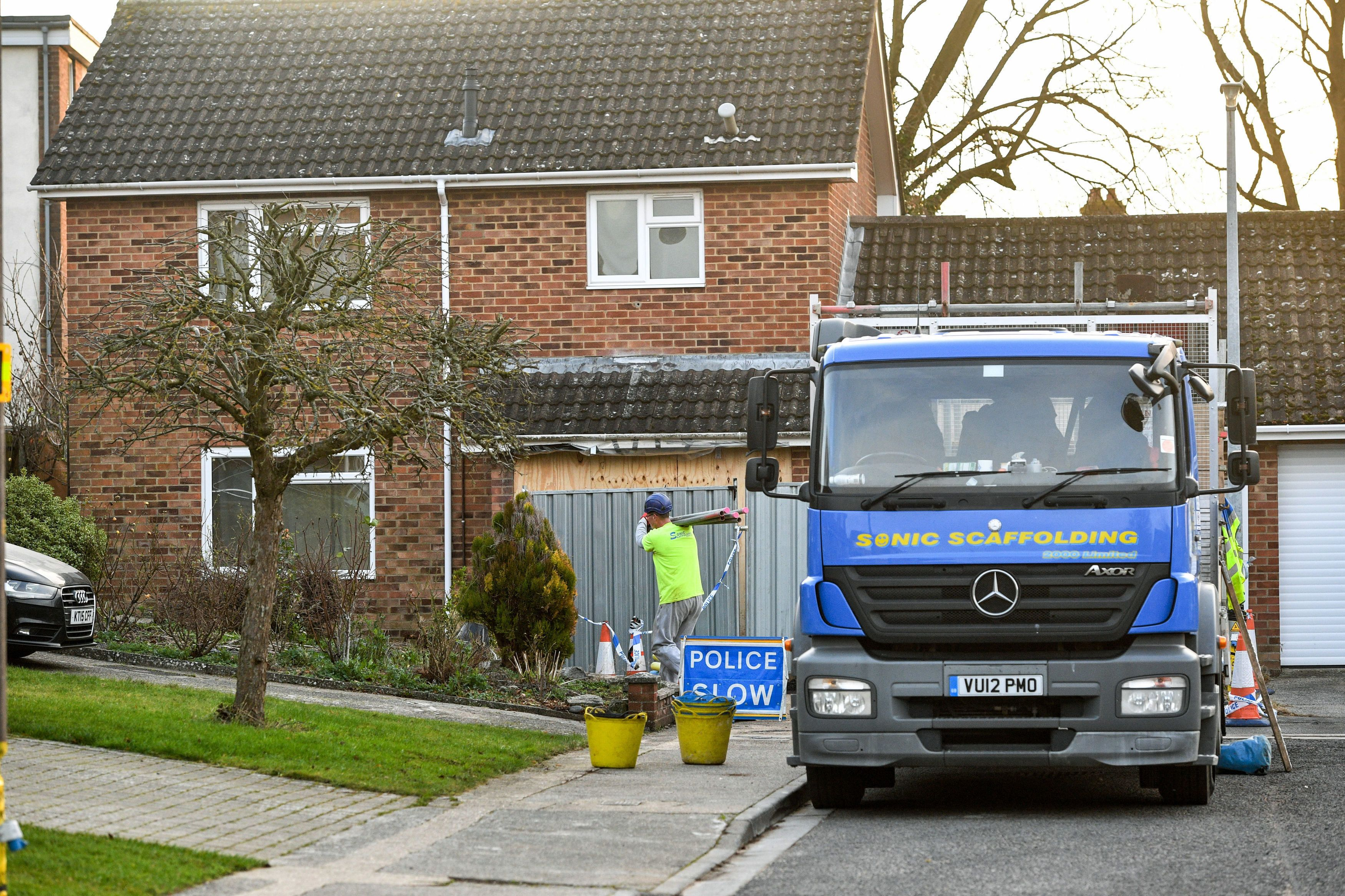 Sergei Skripal's House To Be Dismantled As Part of 'Deep Clean'