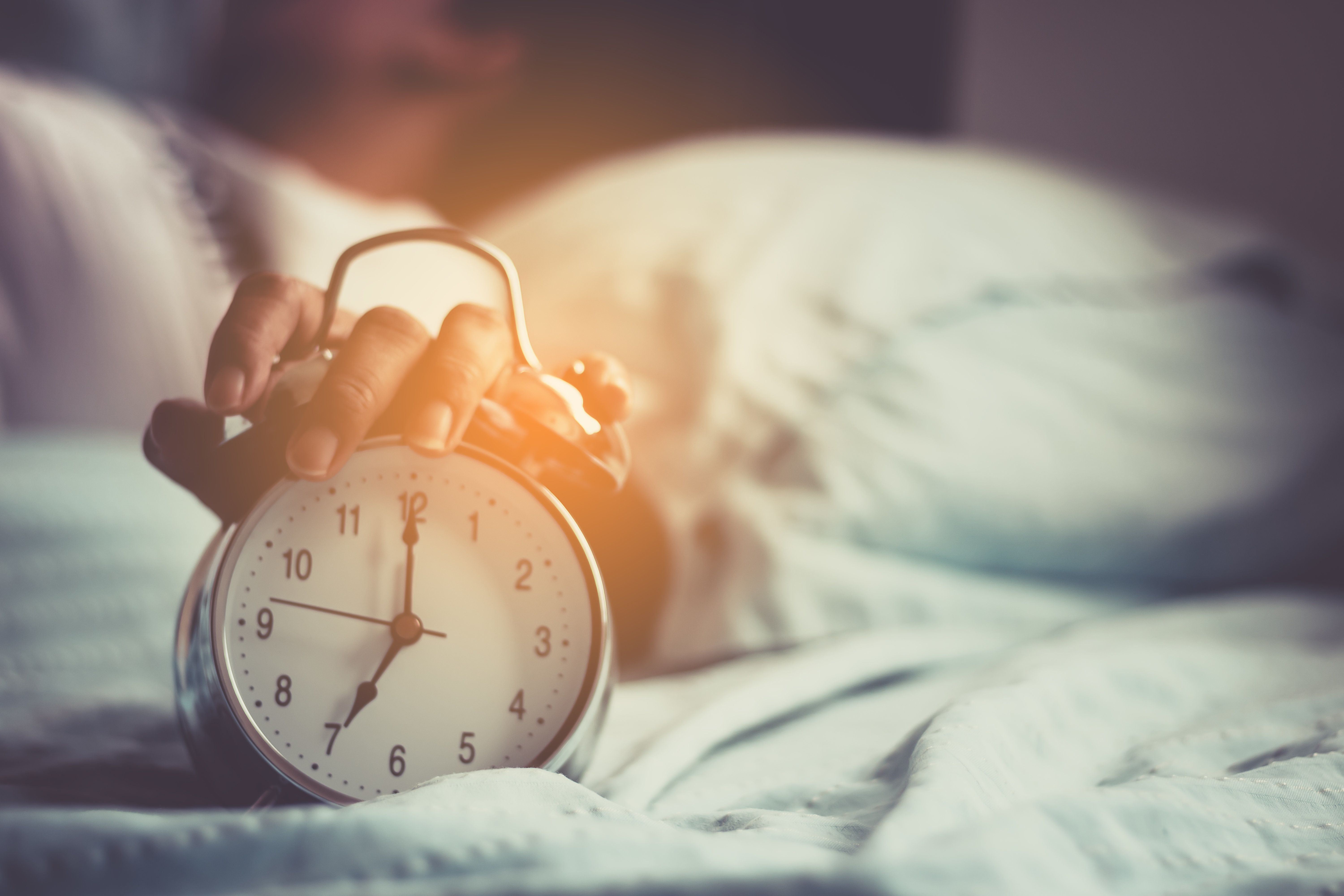 Early Risers Get Pregnant More Easily, Study