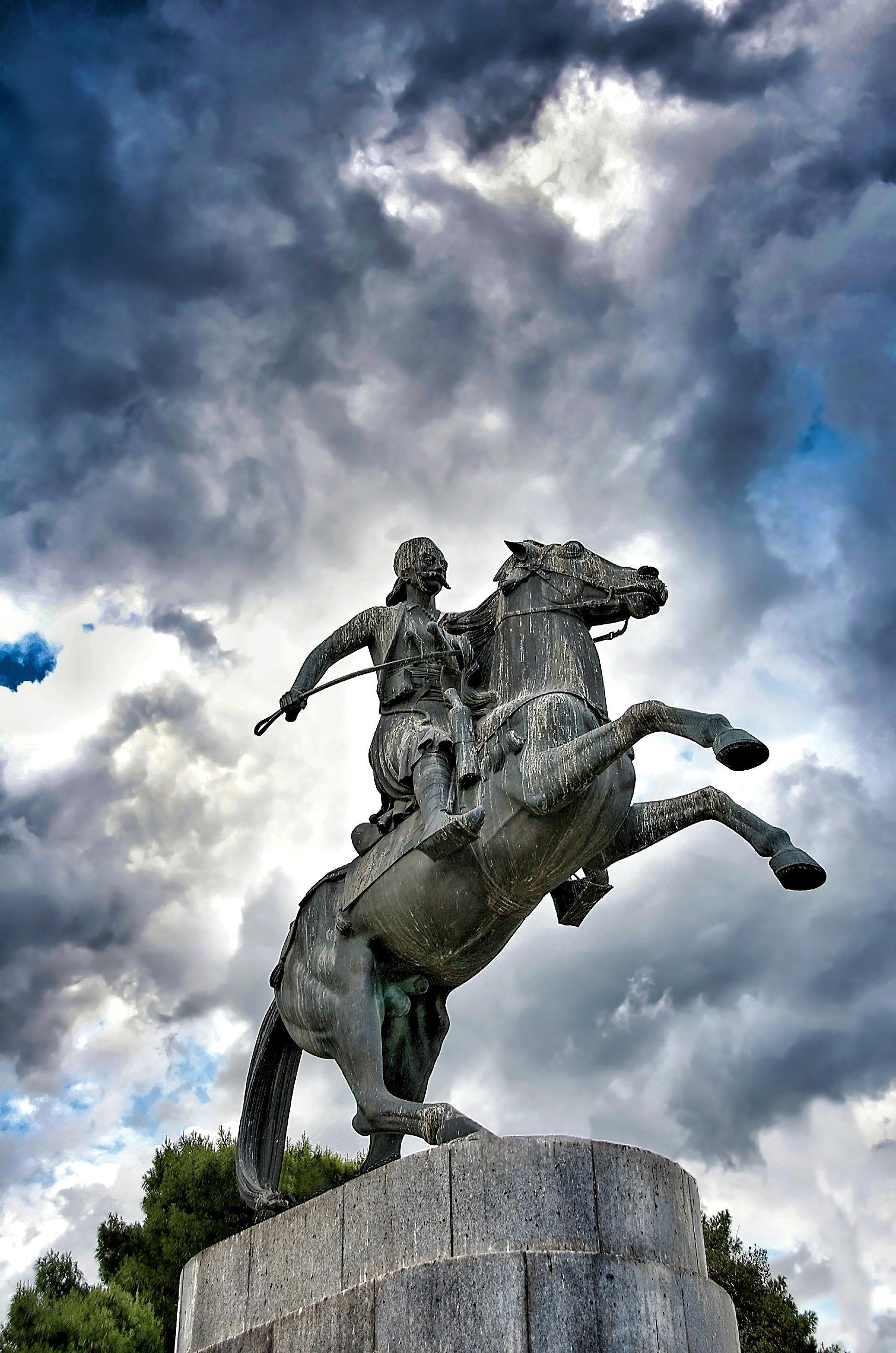 «Από τον Καραϊσκάκη στο 'Καραϊσκάκη': H μάχη του Φαλήρου και ο θάνατος του
