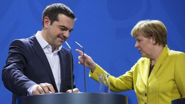 Tagesspiegel: «Η Μέρκελ σε δύσκολη