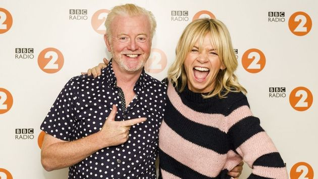 Zoe Ball is taking over from Chris Evans on the Radio 2 Breakfast