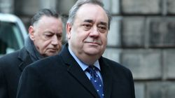 Scottish Government 'Acted Unlawfully' Over Alex Salmond Sexual Harassment Claims, Court