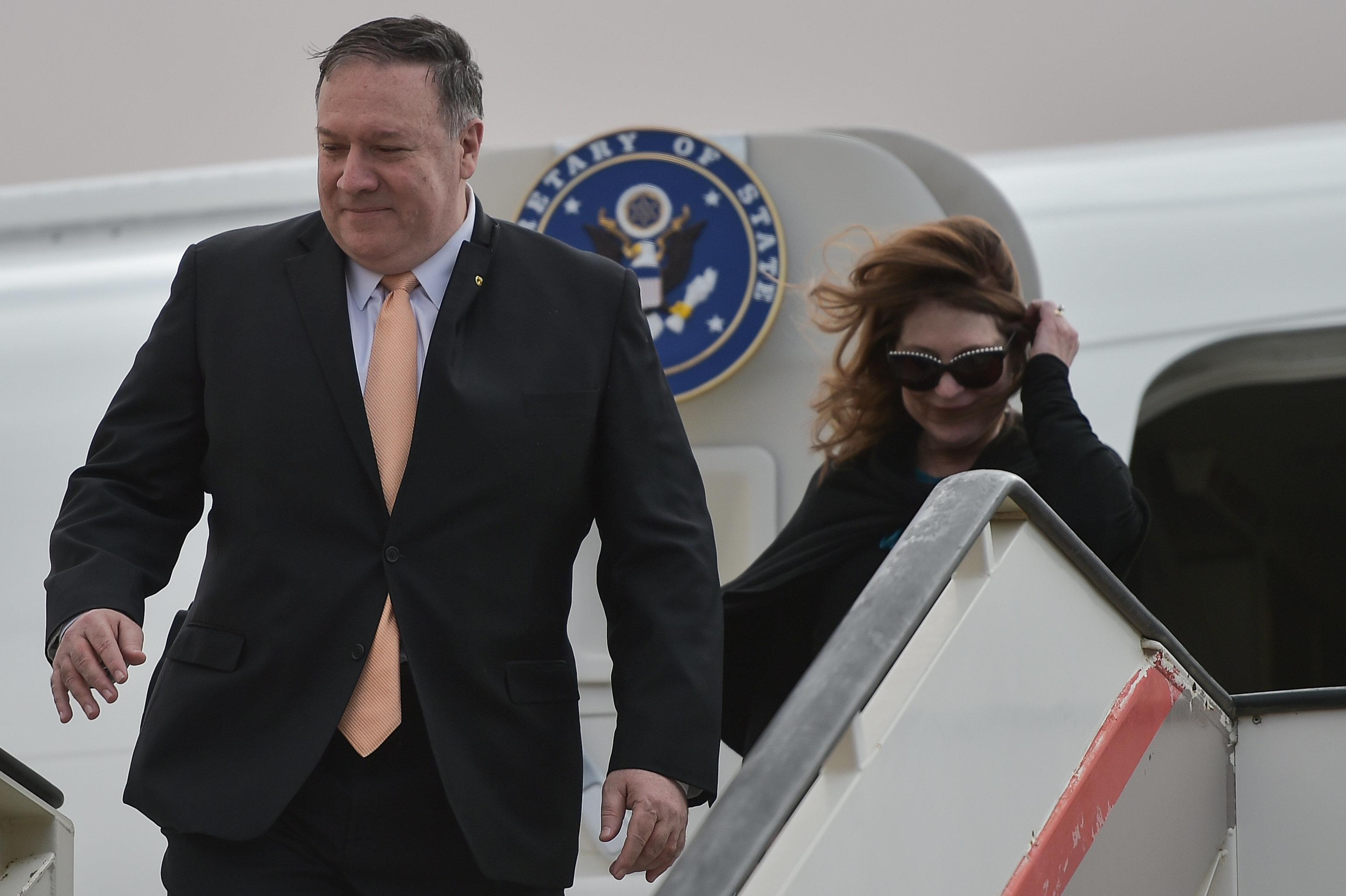 Le chef de la diplomatie américaine en tournée au Moyen-Orient pour rassurer ses
