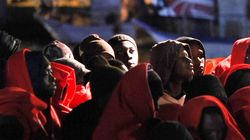 Over 200 Rescued Trying To Cross The Mediterranean