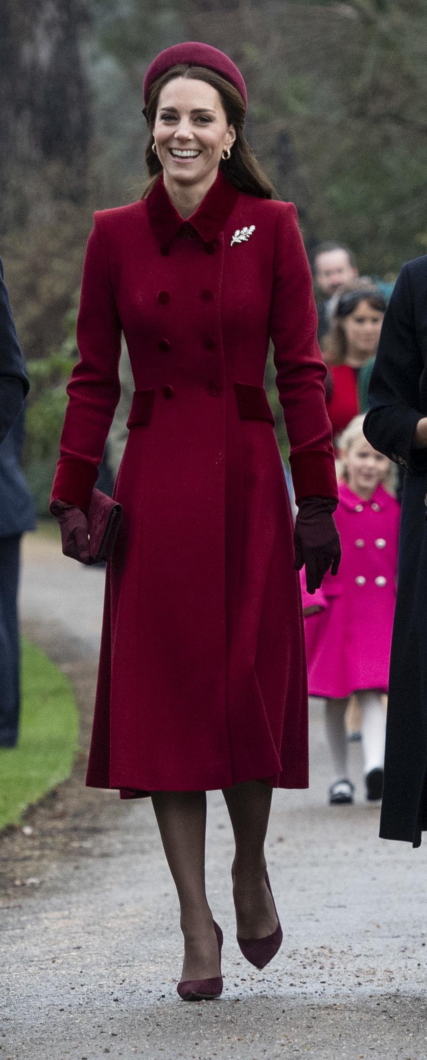 Die Herzogin führt mit Prinz William eine glückliche