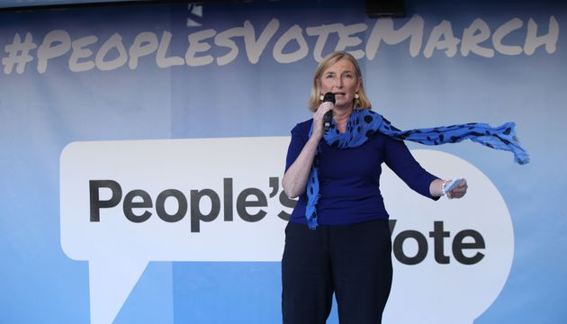 Senior Tory MP Sarah Wollaston said 'we cannot end up accidentally sliding into no deal with catastrophic