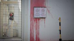 Ρουβίκωνας: «Οι συλληφθέντες για την παρέμβαση στην πρεσβεία των ΗΠΑ μας είναι