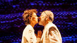 Como seriam Romeu e Julieta aos 80