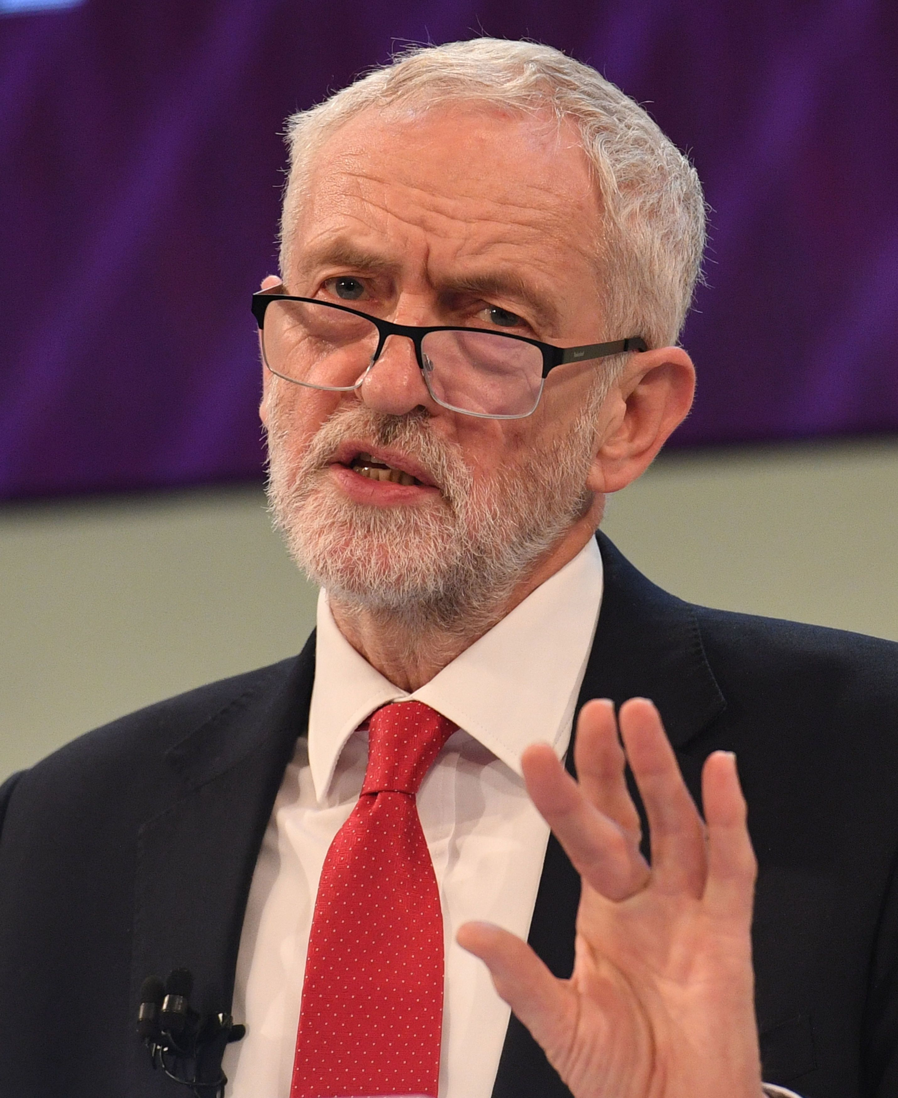 Jeremy Corbyn is under pressure from Labour members to immediately back a second referendum