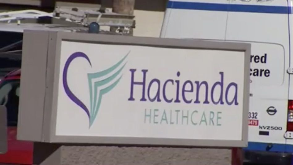 Hacienda Healthcare in Phoenix, Ariz. (KGO)