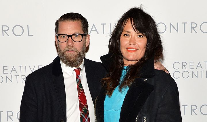 Gavin and Emily McInnes are two peas in a Proud pod.