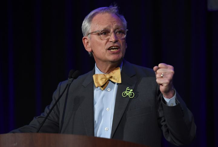 Rep. Earl Blumenauer (D-Ore.) appears to be Pascrell's main competition for the chairmanship of the trade subcommittee -- a p