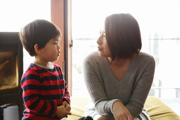 Parents can normalize self-touching early
