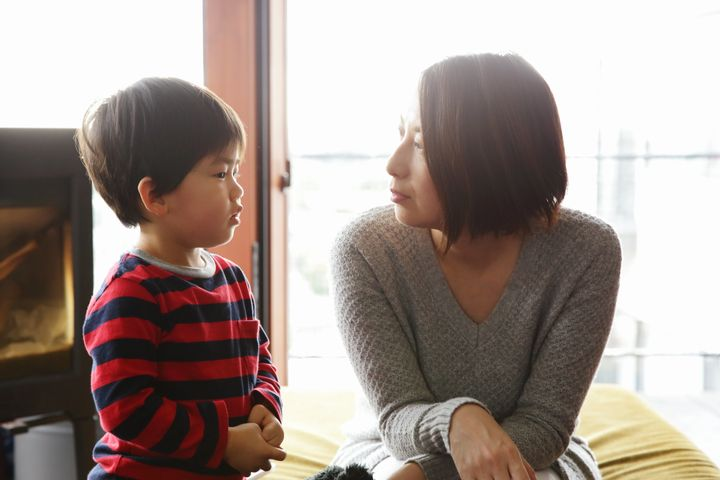 Parents can normalize self-touching early on.