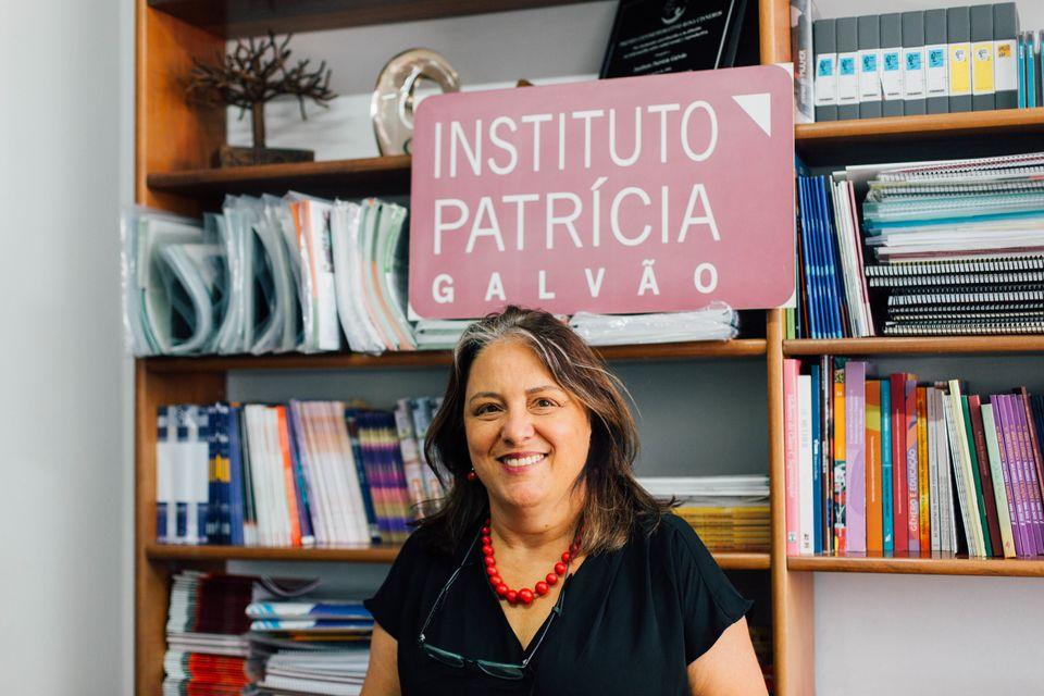 Após anos de trabalho, em 2002, nasceu o Instituto Patrícia